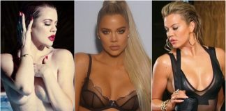 49 Sexy Pictures Of Khloe Kardashian Which Will Make You Fantasize Her