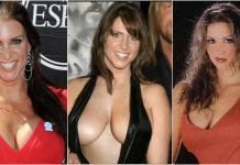 49 Sexy Stephanie Mcmahon Boobs Pictures Which Will Make Your Hands Want Her
