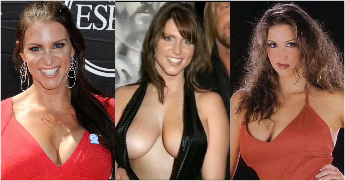 61 Sexy Stephanie Mcmahon Boobs Pictures Which Will Make -4011