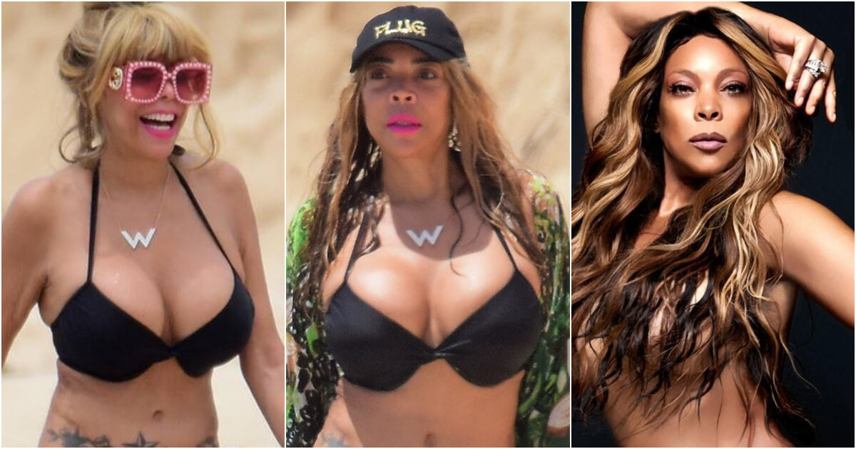 49 Sexy Wendy Williams Boobs Pictures Will Make Your Mouth -2214