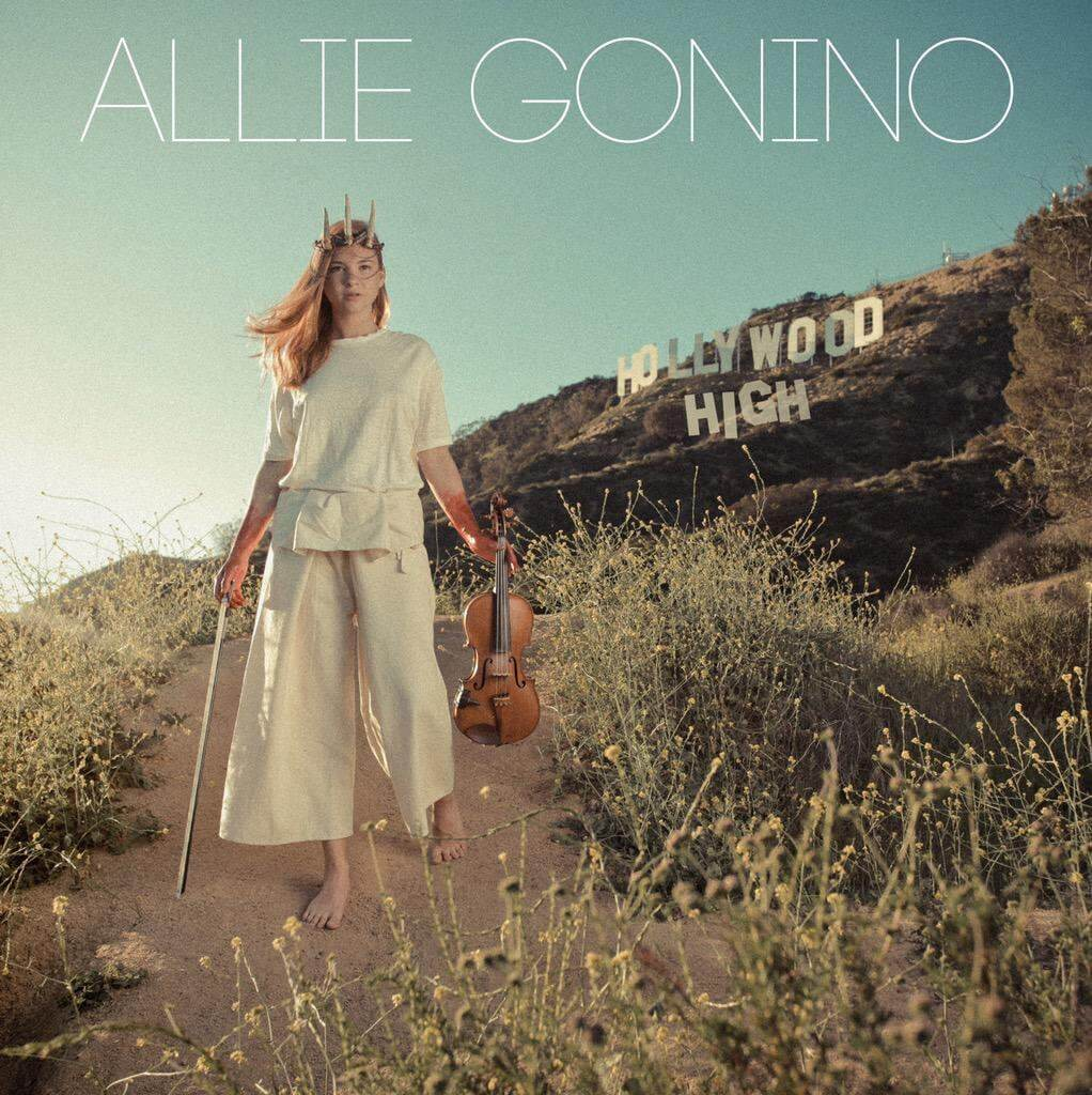 Allie Gonino awesome look