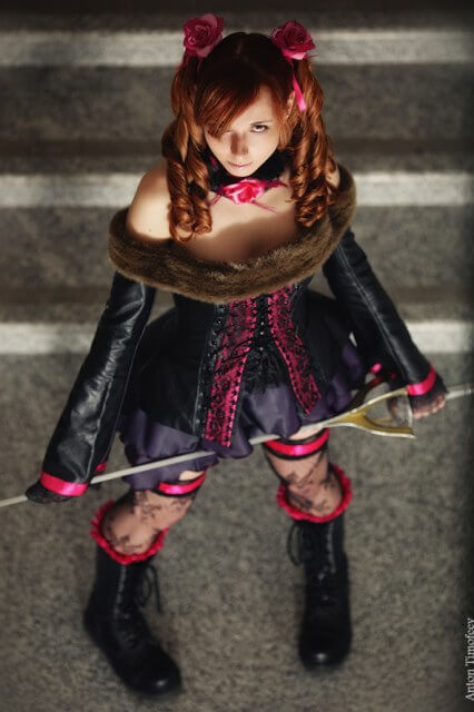 Amy (Soul Caliber) hot picture