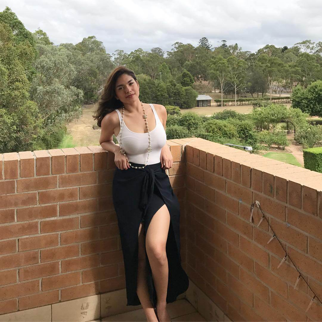 Andrea Torres hot thighs