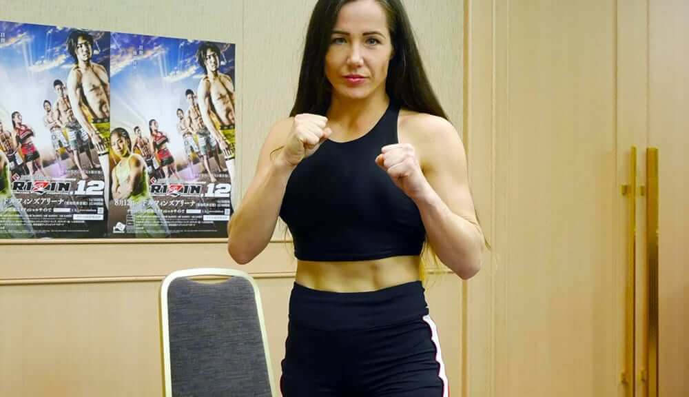 Angela Magana black dress pic