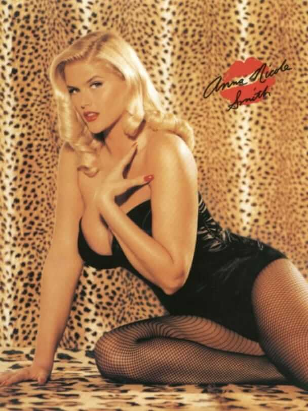 Anna Nicole Smith beautiful pic