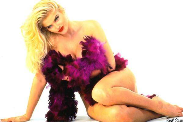 Anna Nicole Smith beautiful pics