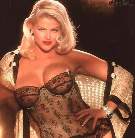 Anna Nicole Smith hot picture
