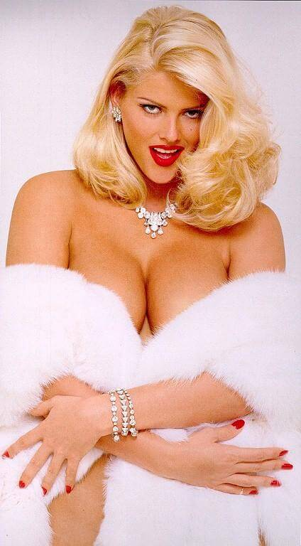 Anna Nicole Smith hot