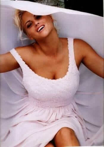 Anna Nicole Smith sexy photo