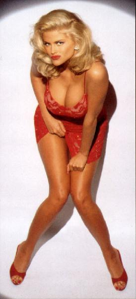 Anna Nicole Smith sexy pics