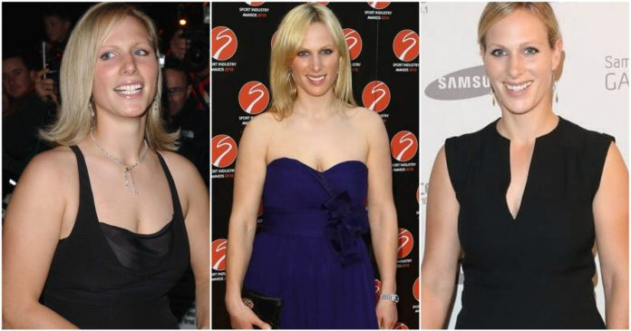 49 Hot Pictures Of Zara Phillips Which Will Make You Want To Jump Into Bed With Her
