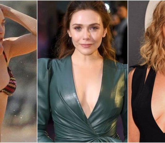 49 Hot Pictures Of Elizabeth Olsen Which Will Make You Fantasize Her