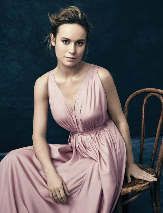 Brie Larson awesome pic