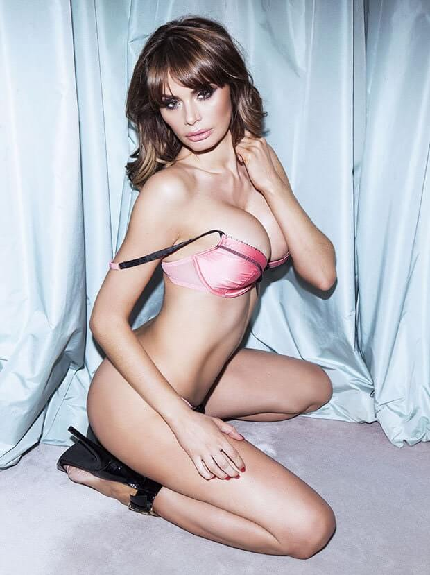 Chloe Sims sexy picture