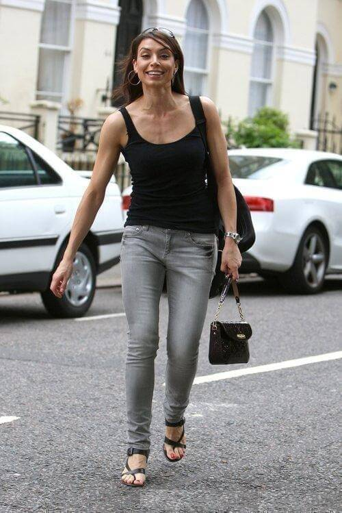 Christine Lampard awesome photo