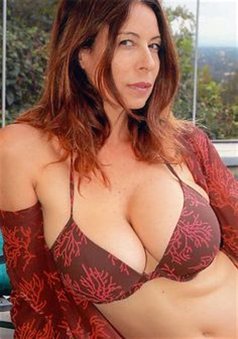 Christy Canyon Sexy Big Boobs
