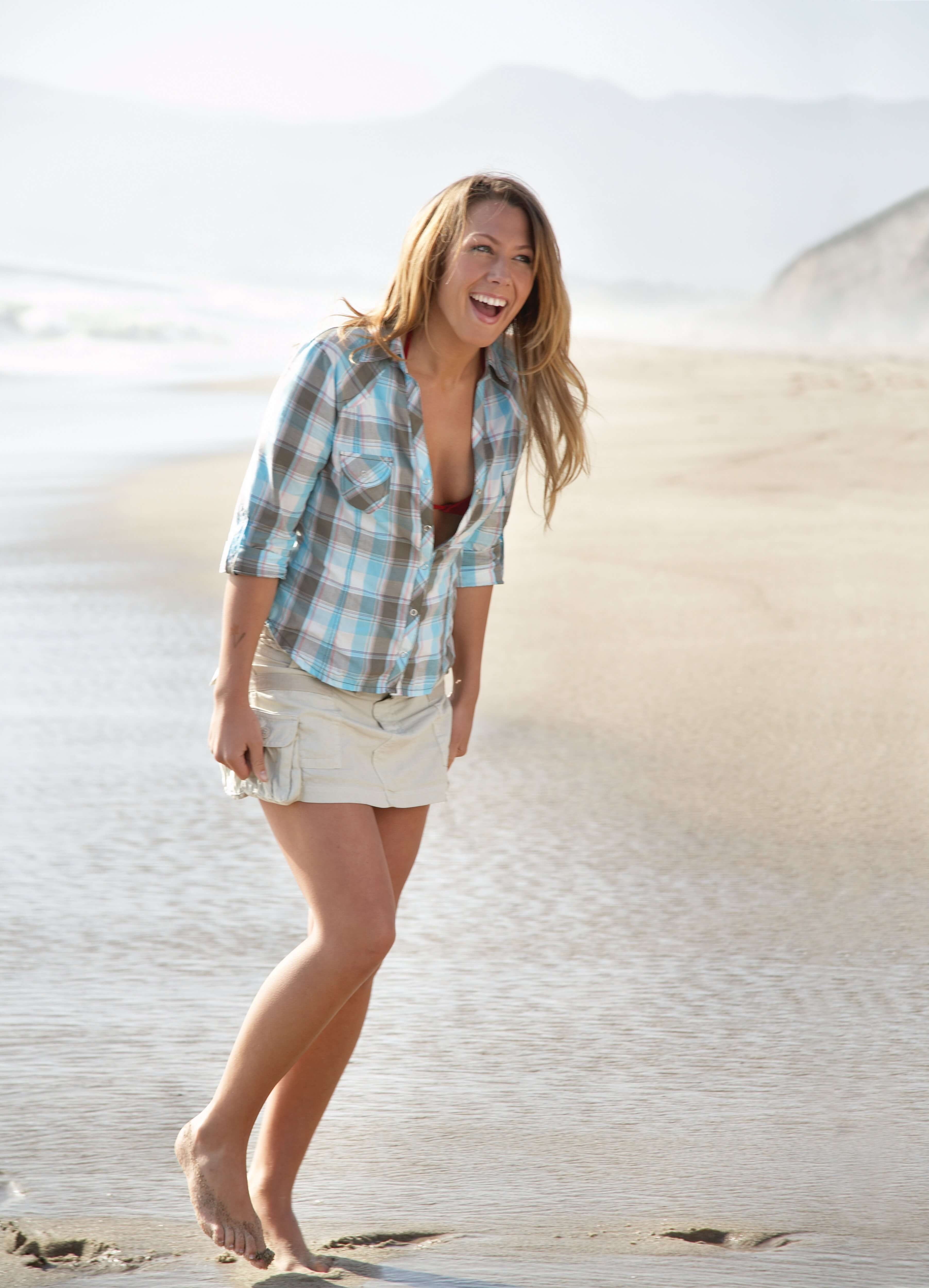 Colbie caillat hintern nackt, Tata young topless