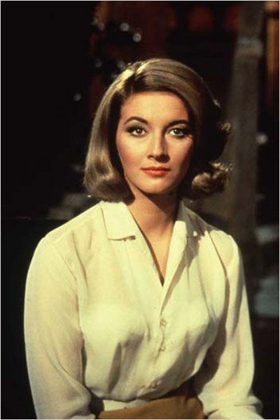 Daniela Bianchi on PHotoshoot
