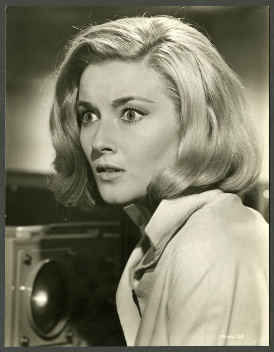 Daniela Bianchi on Photoshoot Photo