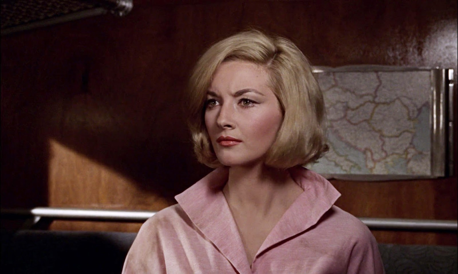 Daniela Bianchi on Suiting