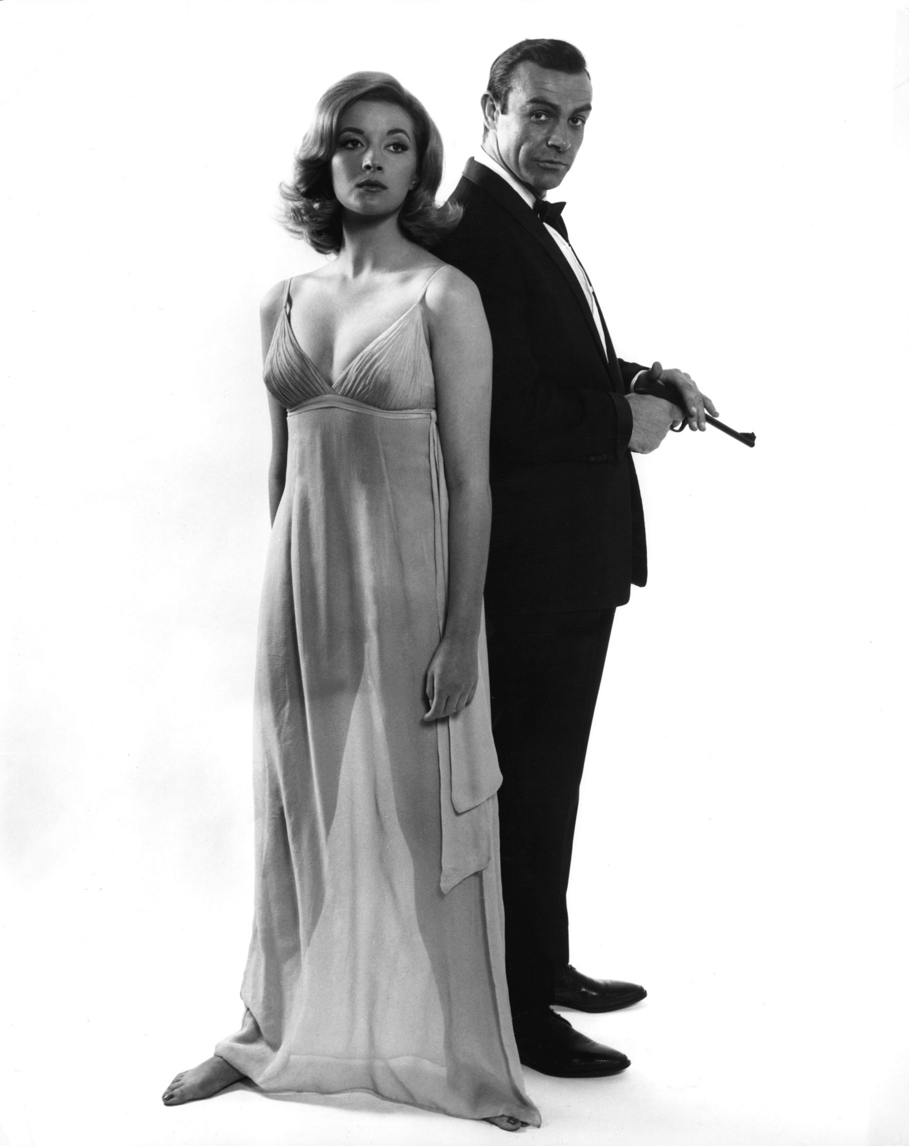 Daniela Bianchi with James Bond