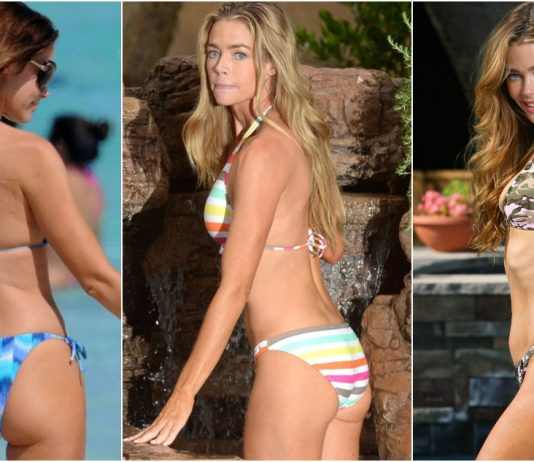 Denise richards (Butt)