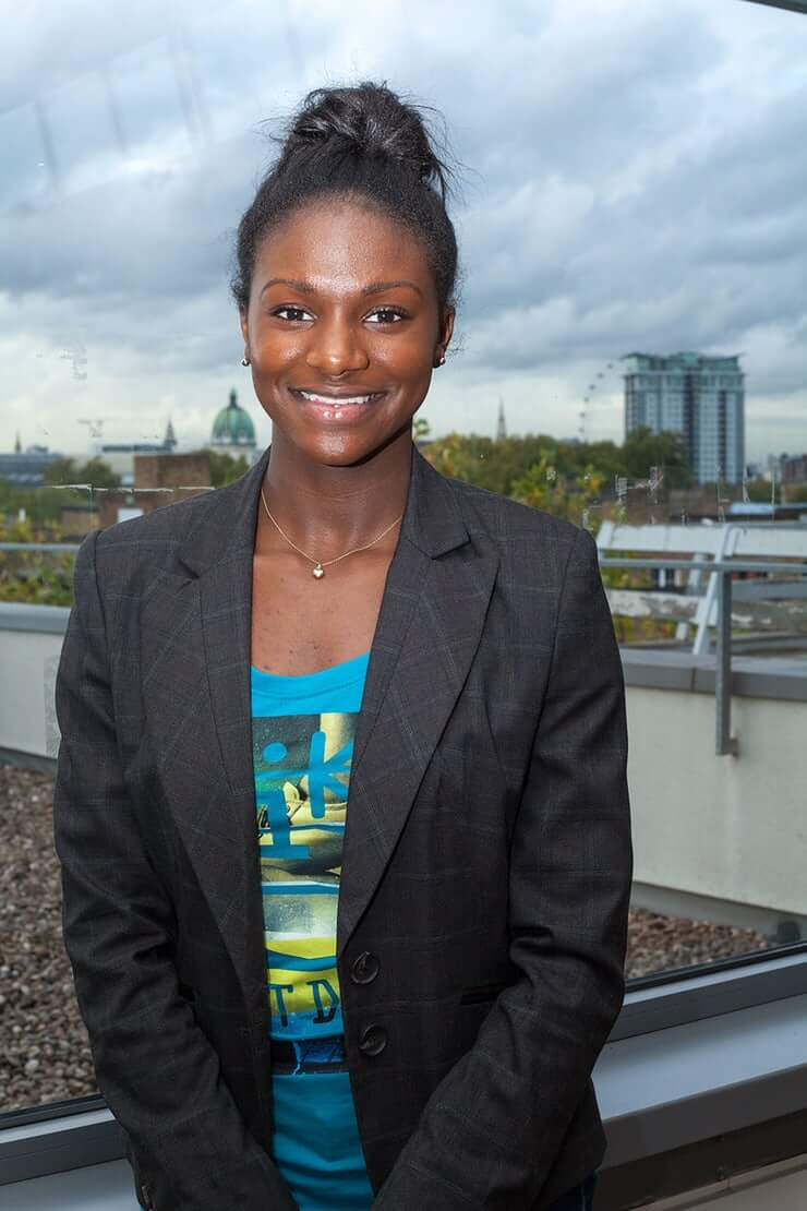 Dina Asher-Smith awesome pciture