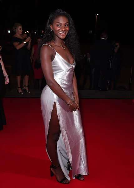 Dina Asher-Smith hot busty pic