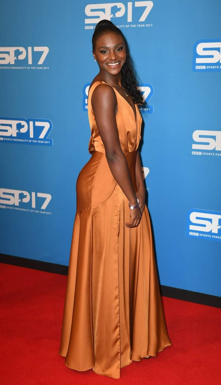 Dina Asher-Smith hot side pic