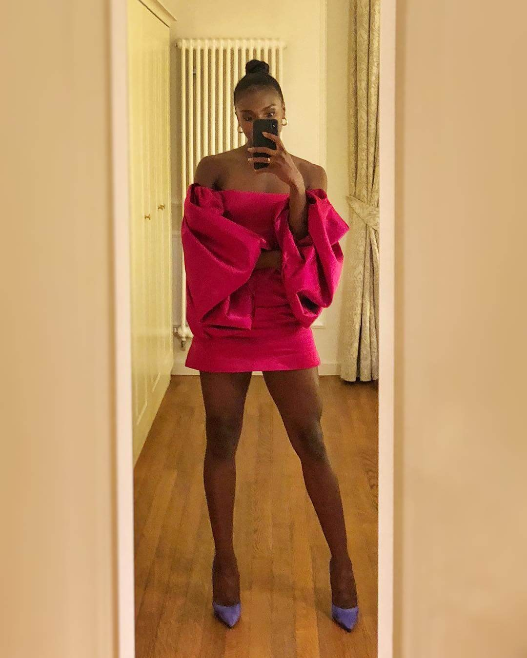 Dina Asher-Smith sexy picture