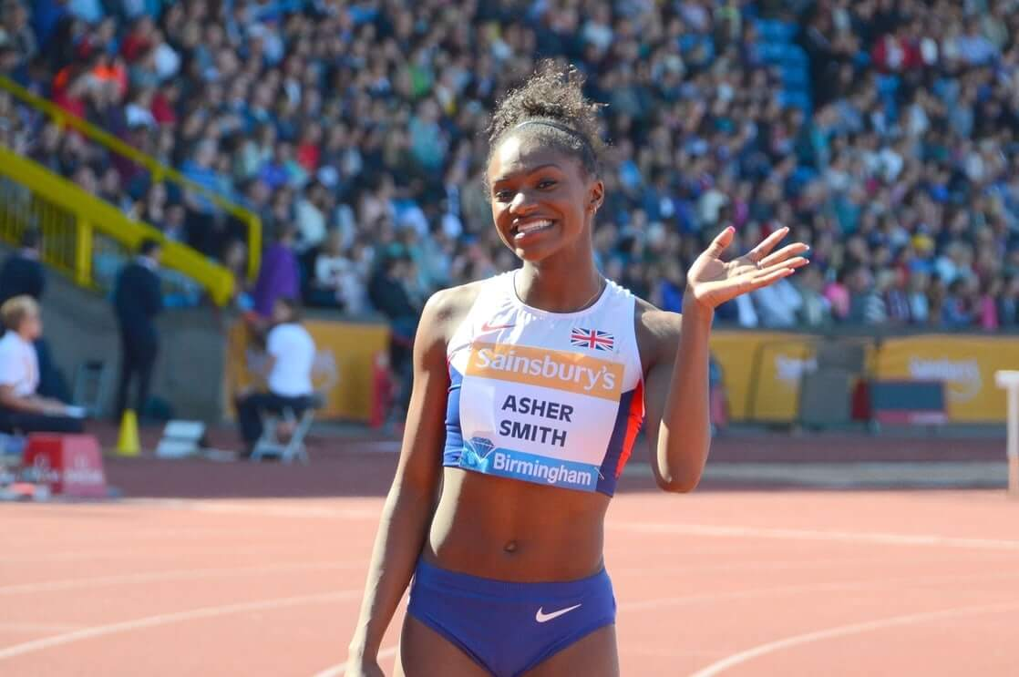 Dina Asher-Smith sexy pictures (3)