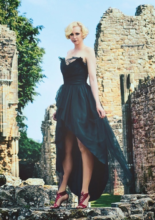 Gwendoline Christie Hot Dress