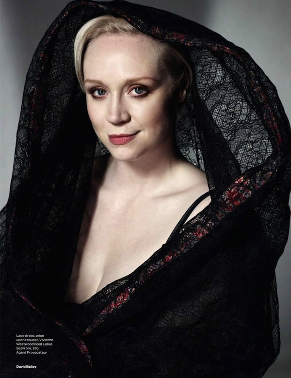 Gwendoline Christie Hot Look