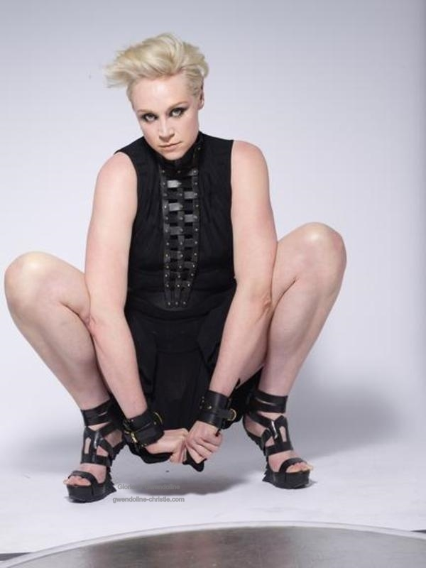 Gwendoline Christie Hot Photoshoot