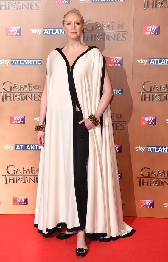 Gwendoline Christie Red Carpet