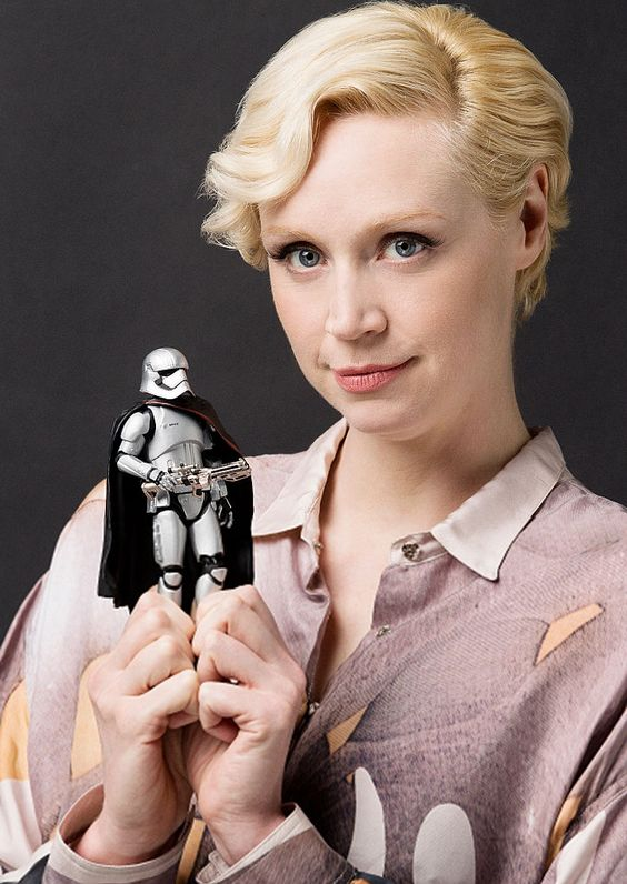 Gwendoline Christie Short Hair