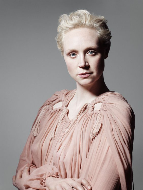 Gwendoline Christie on Photoshoot