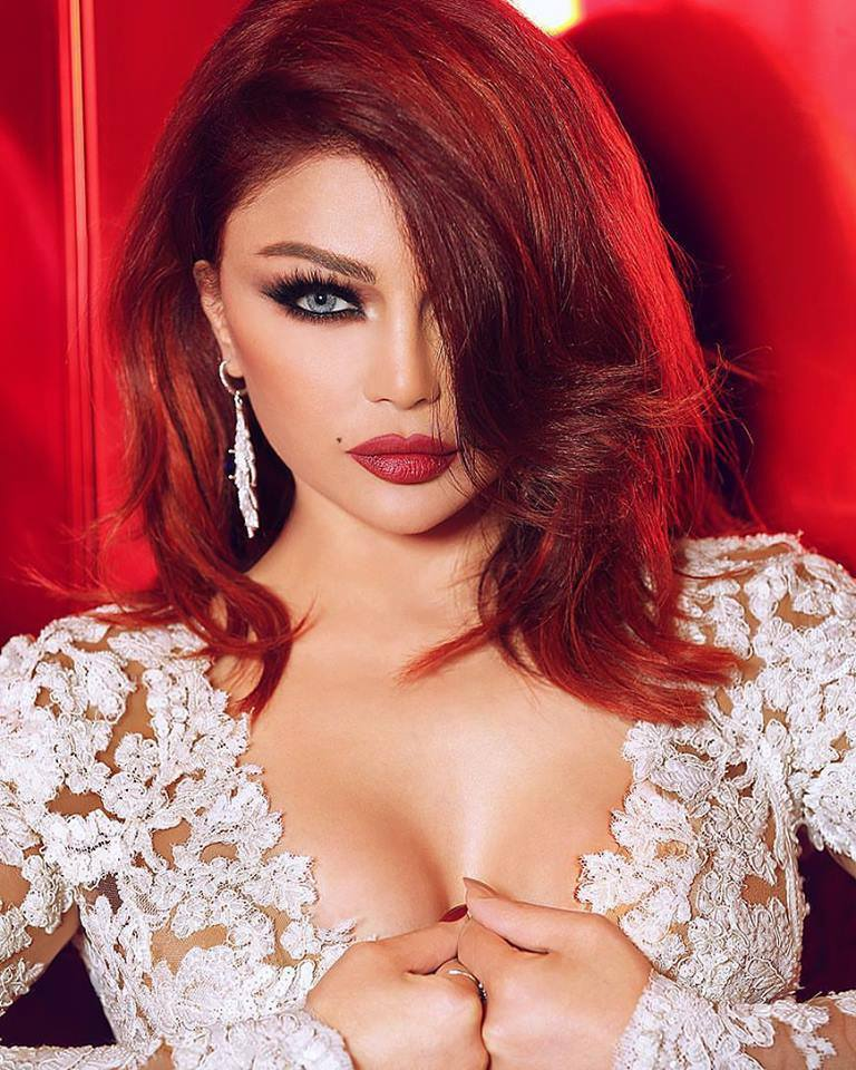 49 Hot Pictures Of Haifa Wehbe Which Will Make Your Mouth