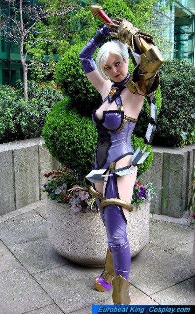 Ivy Sexy Cosplay