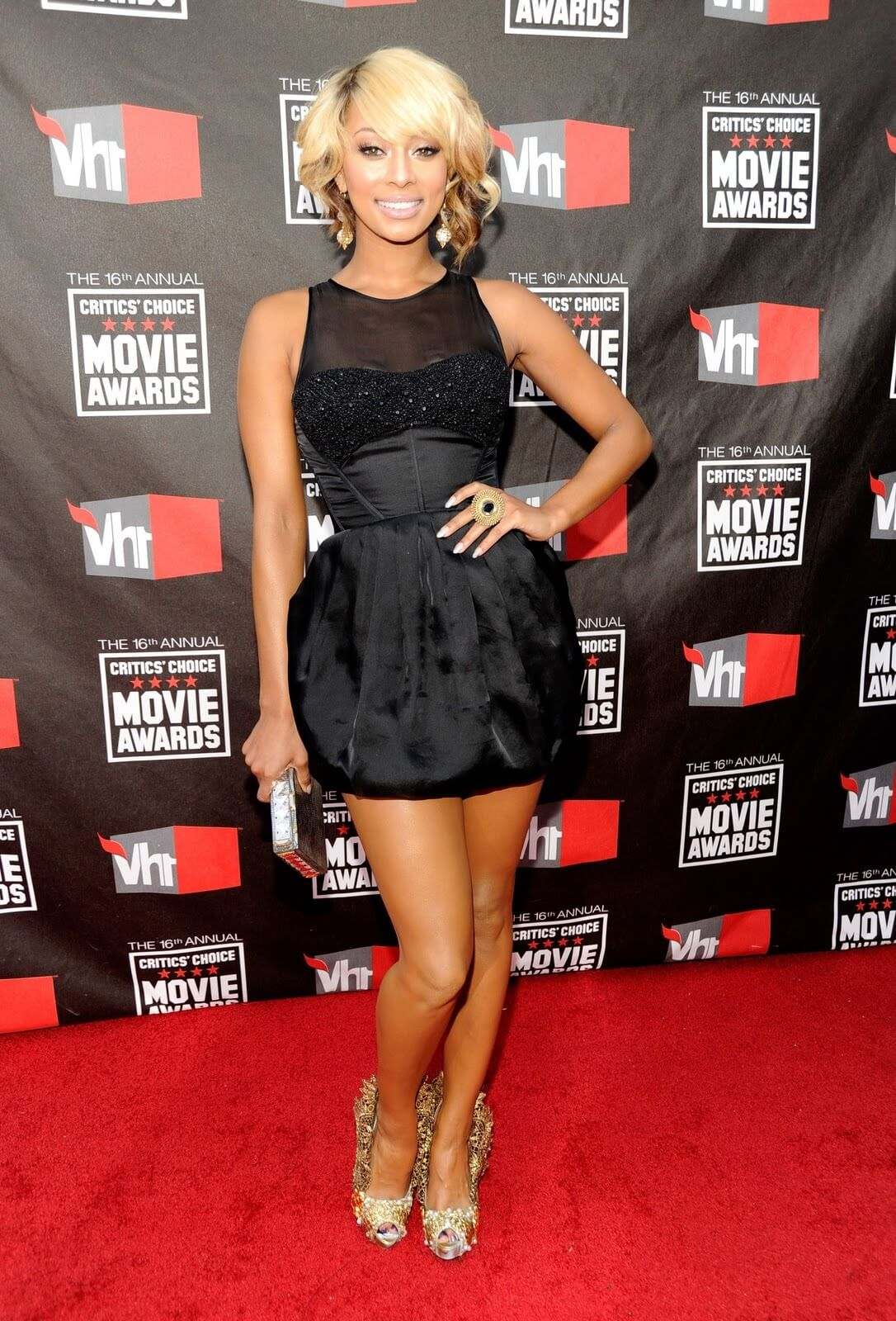 Keri Hilson thighs photo