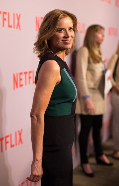 Kim Dickens Smile Photo