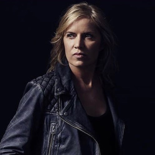 Kim Dickens on PHotoshoot Photo