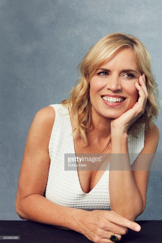 Kim Dickens on PHotoshoot Pics