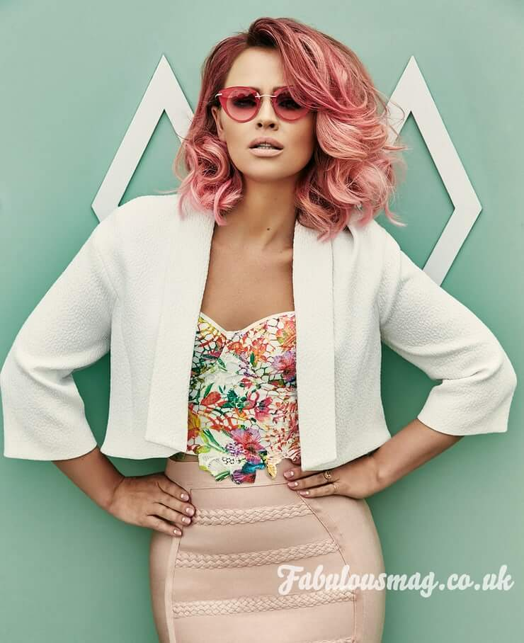 Kimberley Walsh hot pic