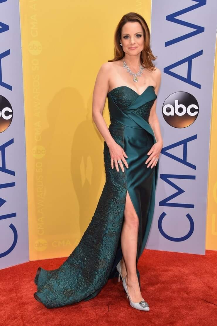 40 Hot Pictures Of Kimberly Williams-Paisley Which Will