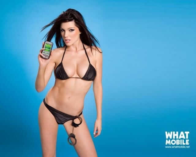 LOUISE CLIFFE hot bikini pic