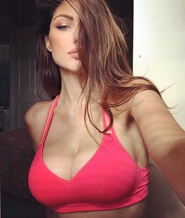 LOUISE CLIFFE sexy cleavage (2)