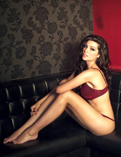 LOUISE CLIFFE sexy feet