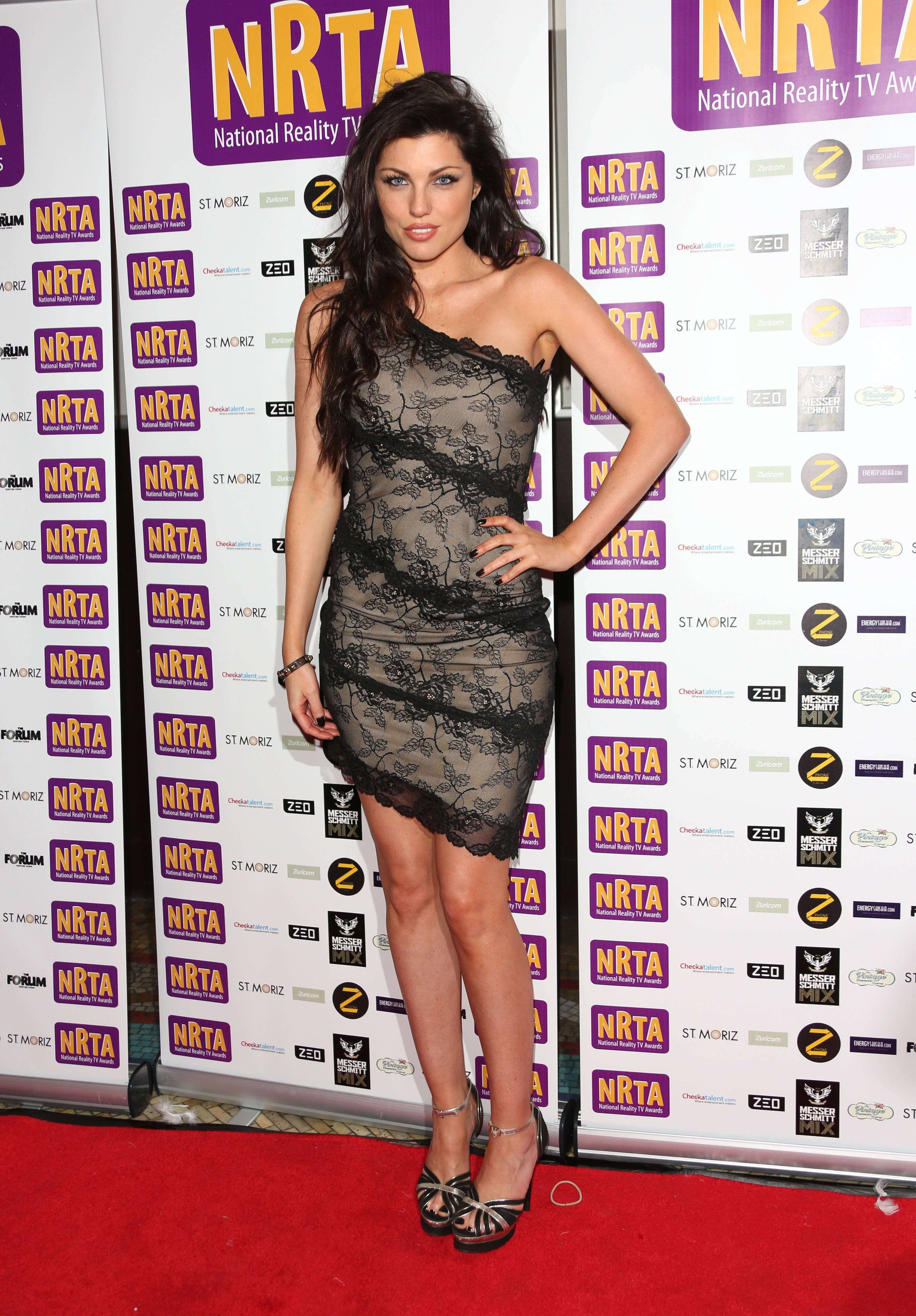 LOUISE CLIFFE sexy legs pic