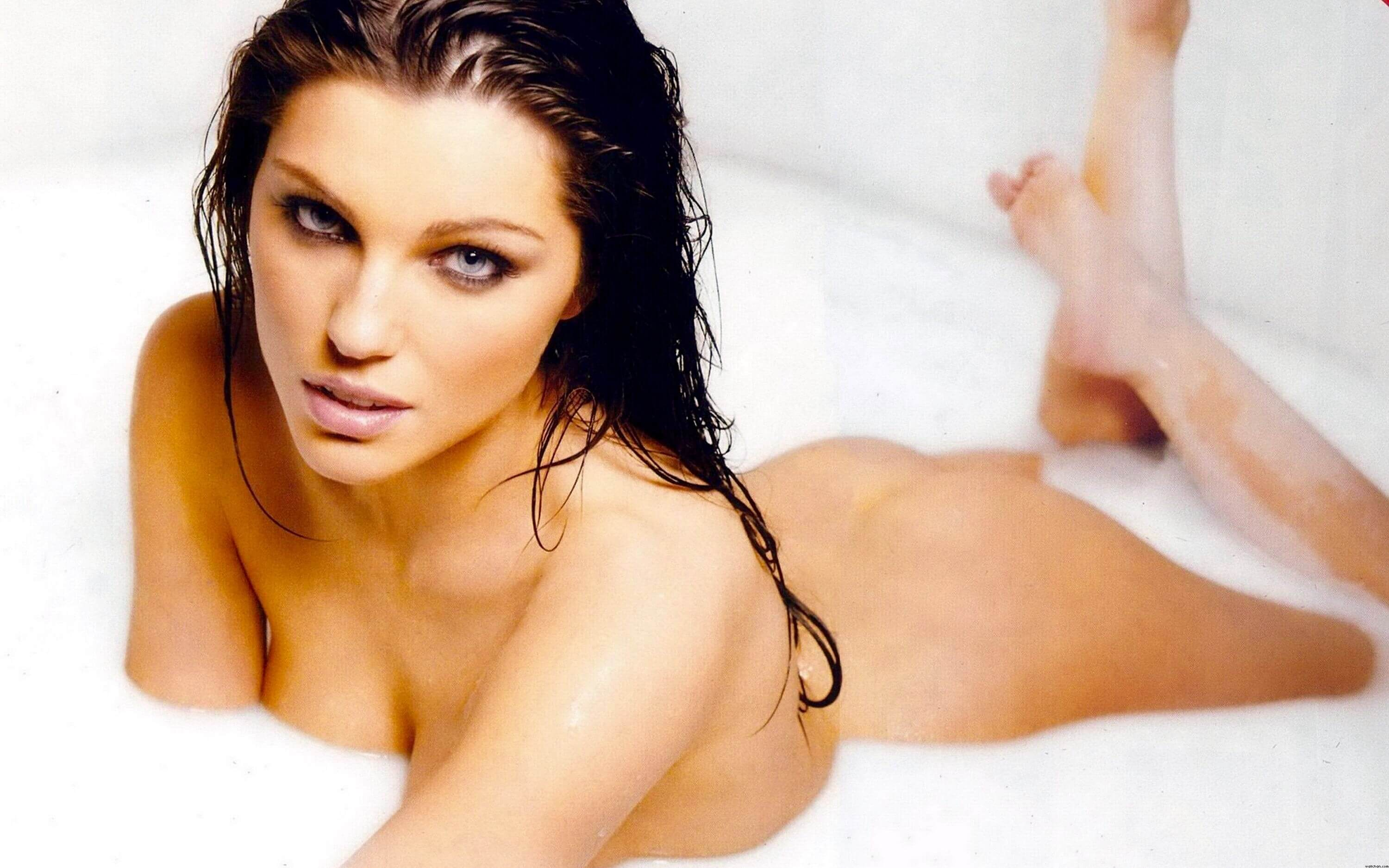 LOUISE CLIFFE sexy near-nude pic
